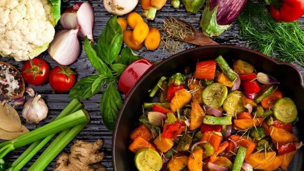 Nouveau !!!! Cuisine végétarienne